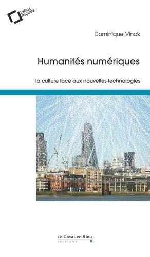 Humanités numériques - le cavalier bleu - 9791031804057 -
