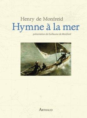 Hymne à la mer - Flammarion - 9782081280588 -