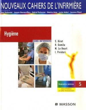 Hygiène - elsevier / masson - 9782294062919