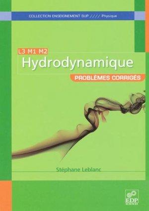 Hydrodynamique L3 M1 M2 - edp sciences - 9782759805259 -