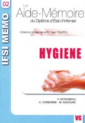 Hygiène - vernazobres grego - 9782841367832 -
