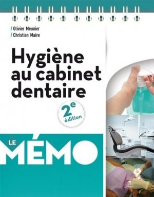 Hygiène au cabinet dentaire - cdp - 9782843614248 -
