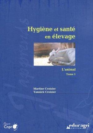 Hygiène et santé en élevage - Educagri - 9782844448484 -