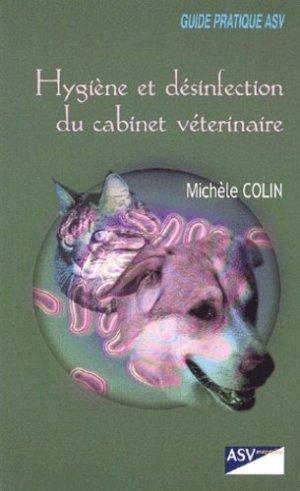 Hygiène et désinfection du cabinet vétérinaire - du point veterinaire - 9782863261651 -