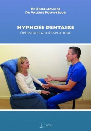 Hypnose dentaire - satas - 9782872932061 -