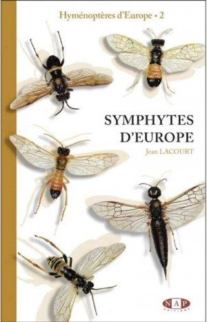 Hyménoptères d'Europe - Nap - 9782913688353 -
