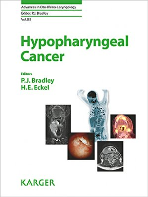 Hypopharyngeal Cancer - karger  - 9783318063882 -