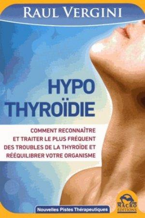 Hypothyroidie - macro - 9788862297547 -