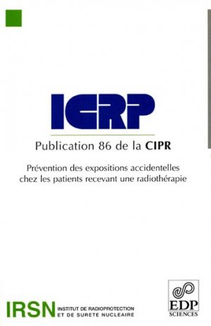 I.C.R.P. publication 86 de la C.I.P.R. - edp sciences - 9782868836311