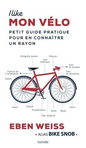 I like mon vélo - hachette  - 9782013919326 - majbook ème édition, majbook 1ère édition, livre ecn major, livre ecn, fiche ecn