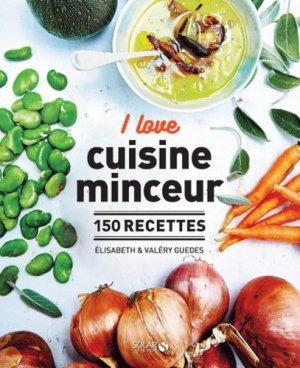 I love la cuisine minceur - solar - 9782263160813 -