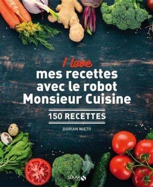 I love monsieur cuisine - solar - 9782263170041 -