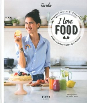 I Love Food - first editions - 9782412029169 -