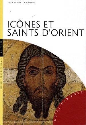 Icônes et saints d'Orient - Hazan - 9782754104197 -