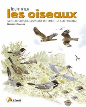 Identifier les oiseaux par leur aspect, leur comportement et leur habitat - artemis - 9782844164223 -
