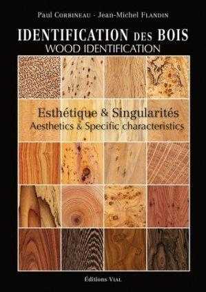 Identification des bois - vial - 9782851011367 -