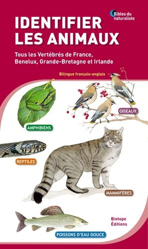 Identifier les animaux - biotope - 9782914817851 -