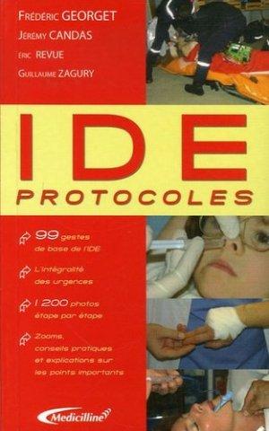 IDE Protocoles - Médicilline - 9782915220124 -