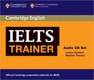 IELTS Trainer - Audio CDs (3) - cambridge - 9780521187077 -