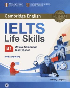 IELTS Life Skills Official Cambridge Test Practice B1 - cambridge - 9781316507155 -