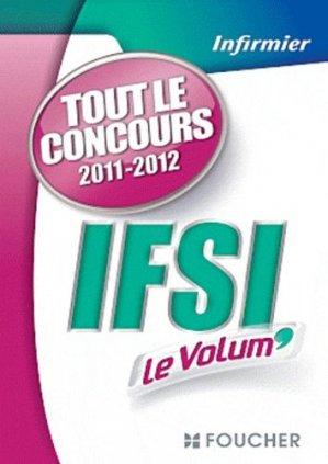 IFSI Le Volum' - foucher - 9782216117642 -
