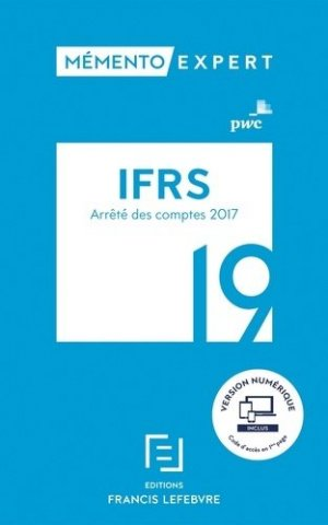 IFRS - Francis Lefebvre - 9782368933473 -