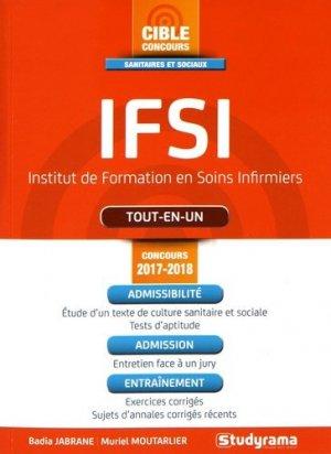 IFSI TOUT-EN-UN - studyrama - 9782759034819