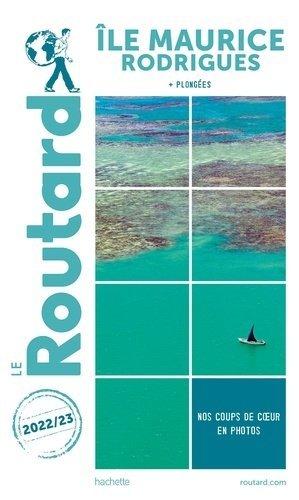 Ile Maurice et Rodrigues - Hachette - 9782017871316 -