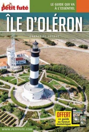 Petit Futé Île d'Oléron 2021 - nouvelles editions de l'universite petit futé - 9782305058733 -