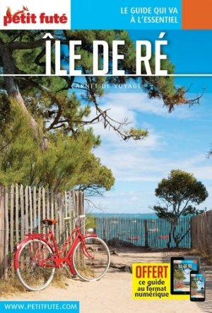 Petit Futé Île de Ré 2021 - nouvelles éditions de l'université - 9782305058795 -