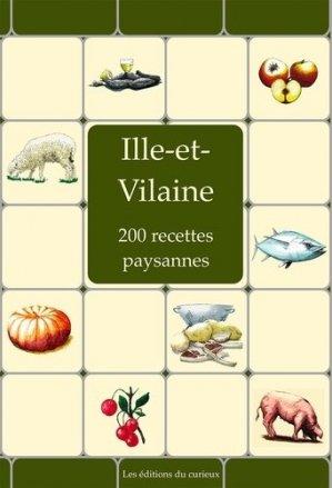Ille-et-Vilaine - du curieux - 9782366940169 -
