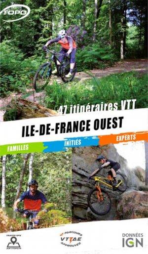 Ile-de-France Ouest - vtopo - 9782375710395
