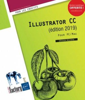 Illustrator cc (edition 2019) - eni - 9782409018619