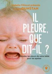 Il pleure que dit-il ? - Marabout - 9782501147347 -