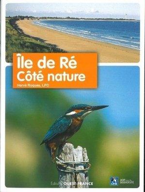 Ile de Ré, côté nature - ouest-france - 9782737376948 -