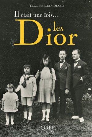 Il était une fois... les Dior - orep - 9782815105040 -