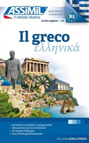 Il Greco (livre seul) - assimil - 9788885695245 -