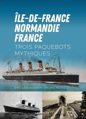 Ile-de-France - Normandie - France - geste - 9791035308933 -