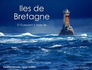 Iles de Bretagne - Pages du monde - 9791095403050 -