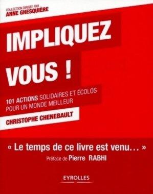 Impliquez-vous ! - Eyrolles - 9782212549706 -