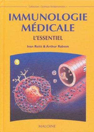 Immunologie médicale - maloine - 9782224027391 -