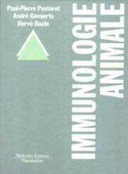 Immunologie animale - lavoisier msp - 9782257102218 -