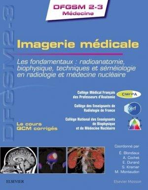 Imagerie médicale - elsevier / masson - 9782294753961 -