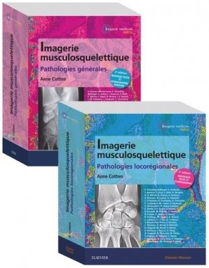 Imagerie musculosquelettique:  pack 2 volumes - elsevier / masson - 9782294765223
