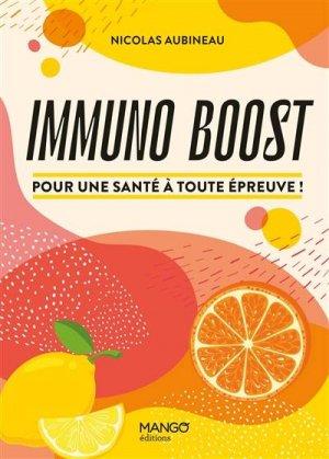 Immuno boost - mango - 9782317026041 -