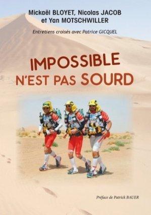 Impossible n'est pas sourd - Books on Demand Editions - 9782322156870 -