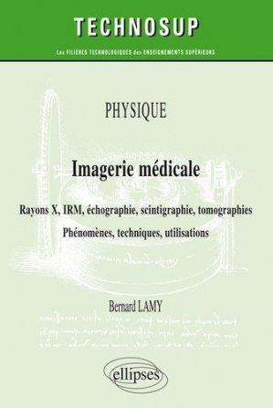 Imagerie médicale - ellipses - 9782340035843 -