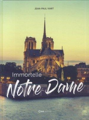 Immortelle Notre-Dame - casa - 9782380580266 -
