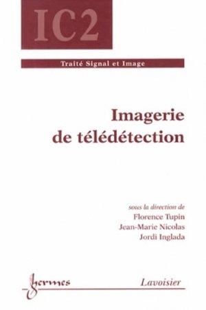 Imagerie de télédétection - hermès / lavoisier - 9782746245808 -