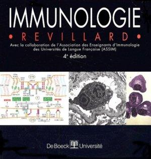 Immunologie - de boeck superieur - 9782804138059 -